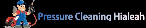 Pressure cleaning hialeah desktop logo